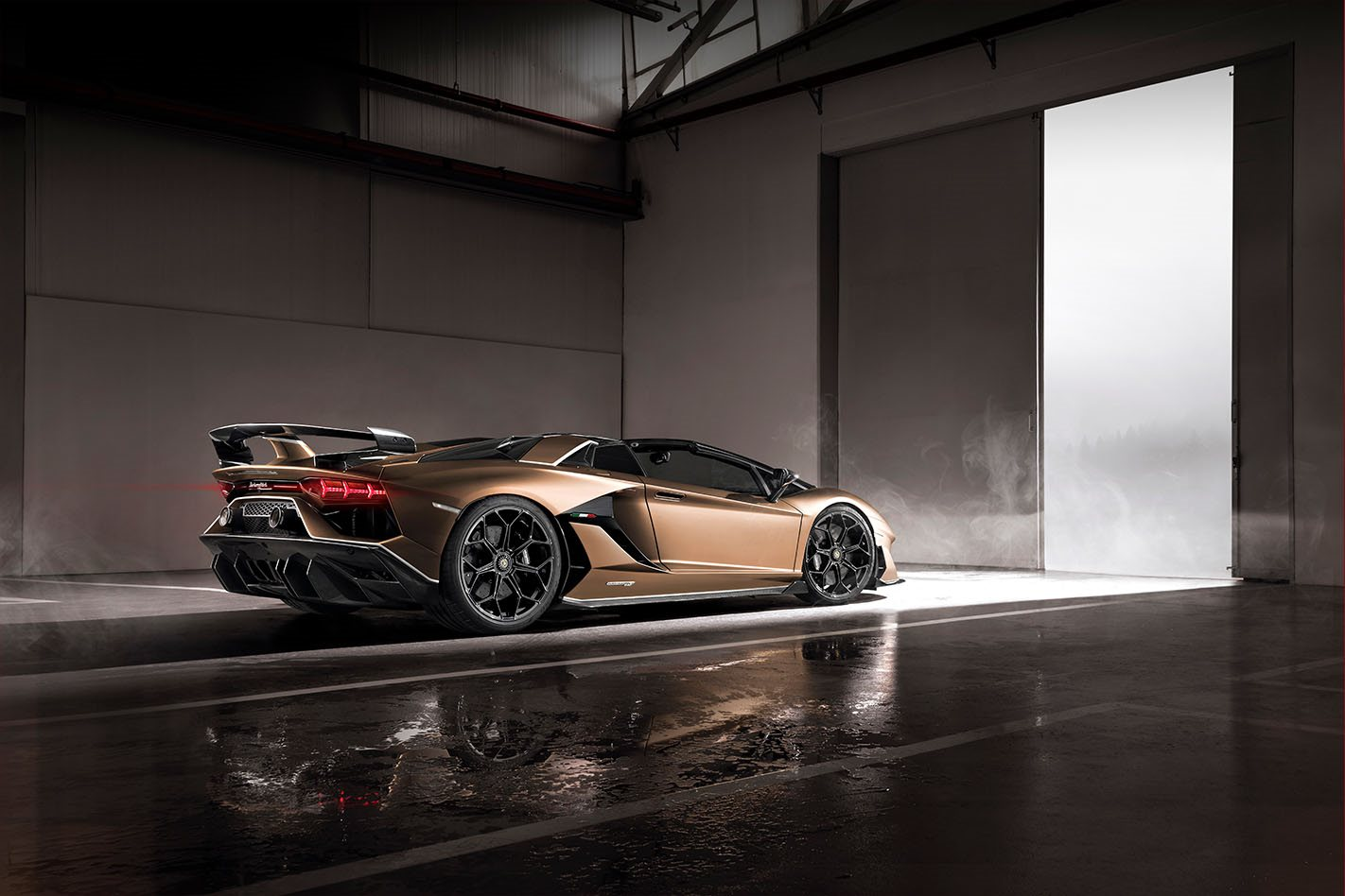 Lamborghini V12 will live on, but it will become radically different