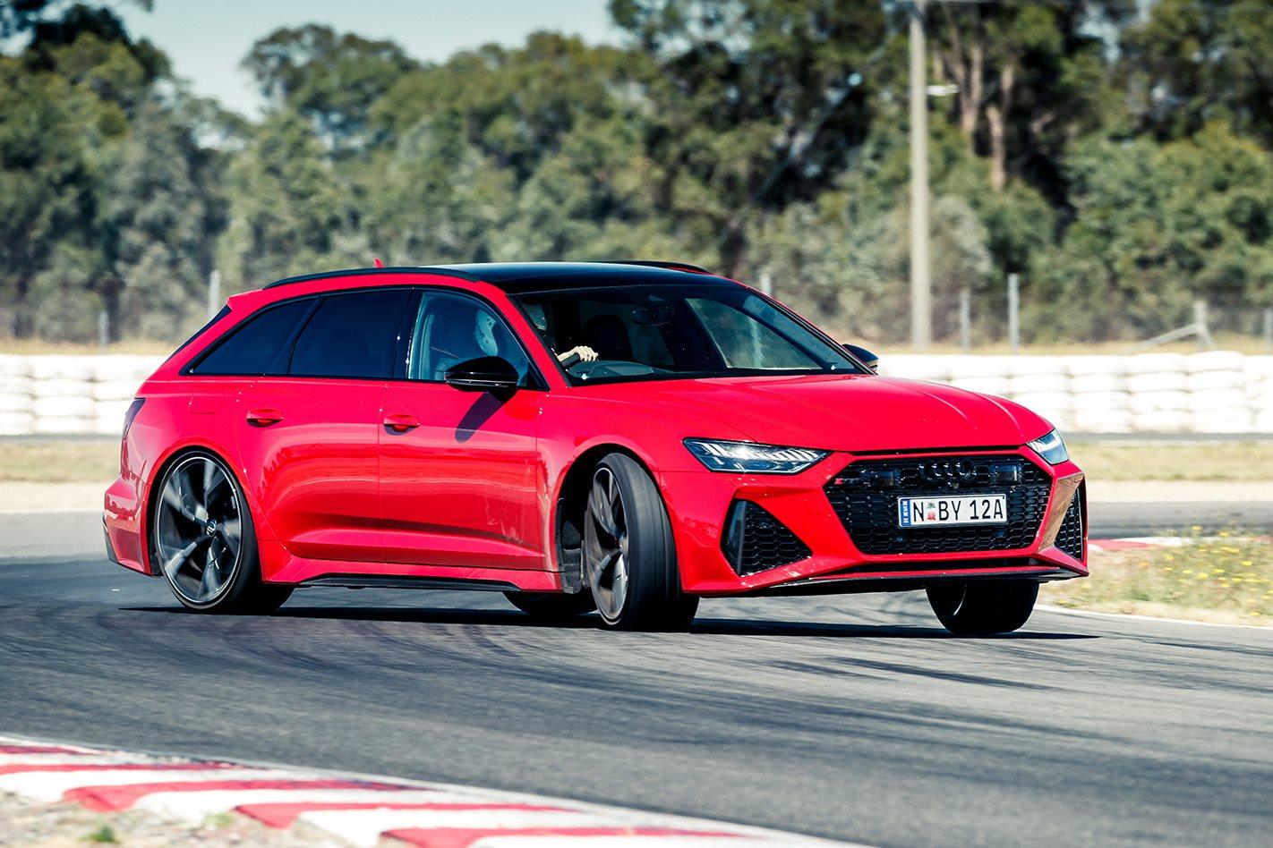 2021 Audi RS6 hot lap - MOTOR Shootout - Flipboard