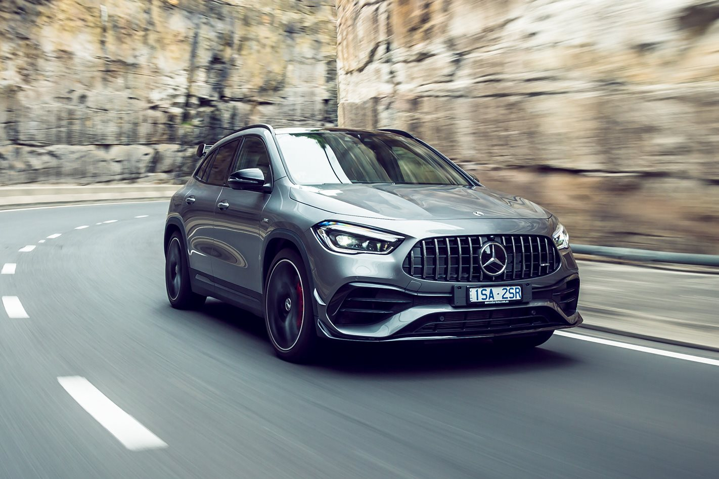 2021 Mercedes Amg Gla 45 S Review