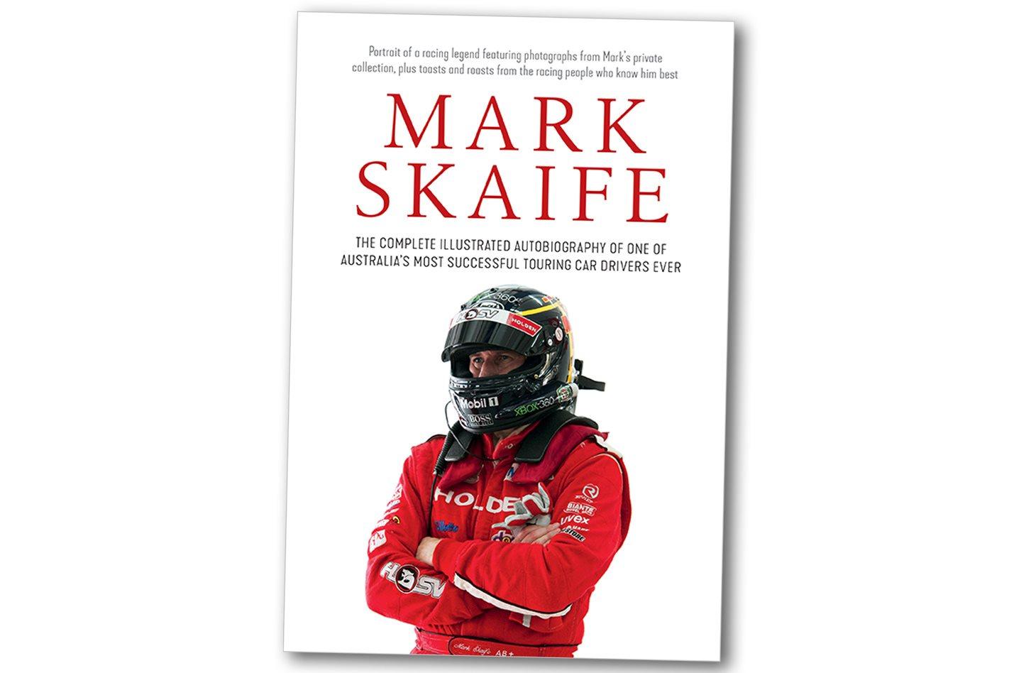 Mark Skaife book