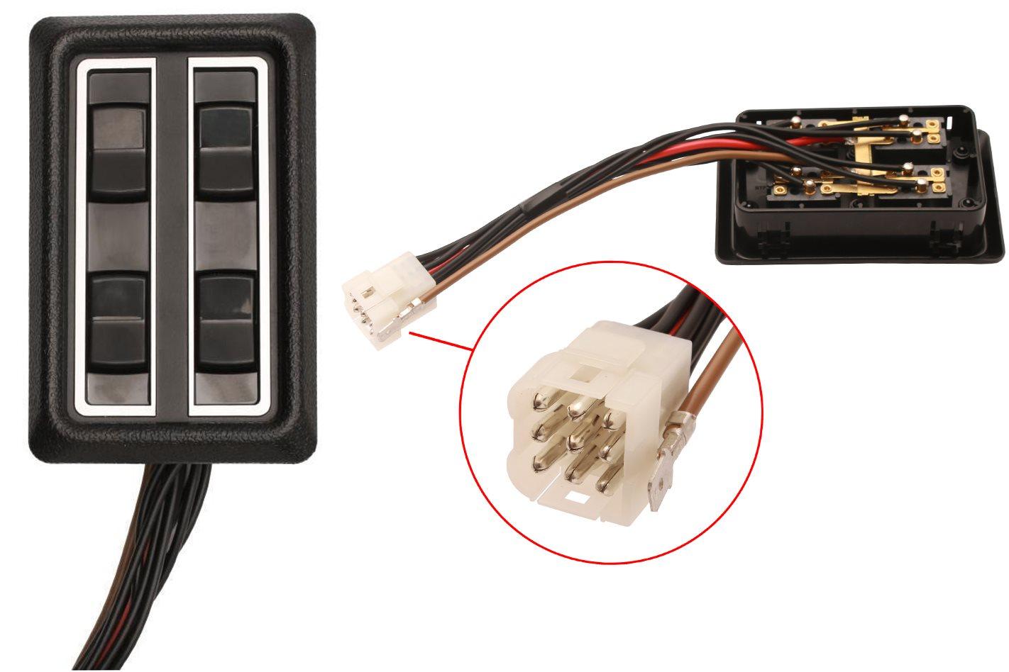 commodore console switch