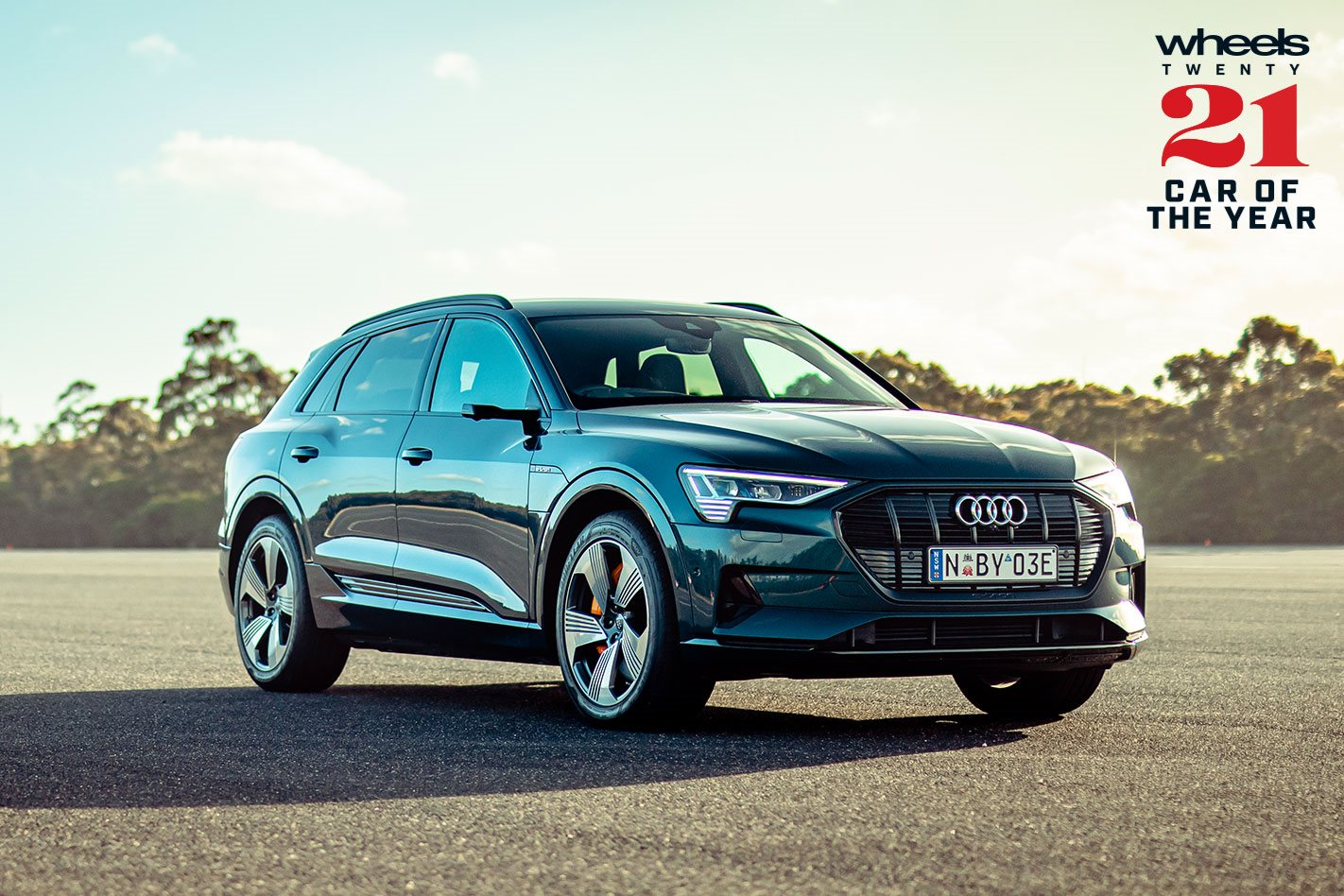 Car of the Year 2021 results: Audi e-tron