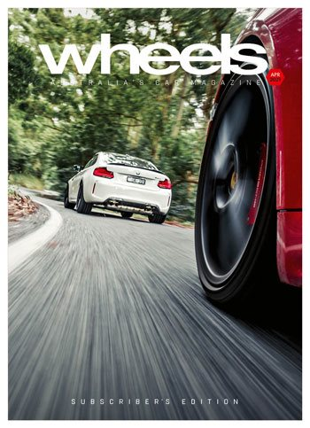 Subscribe to Wheels magazine