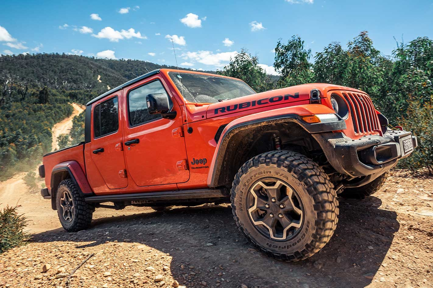 2021 4X4OTY contender: Jeep Gladiator Rubicon