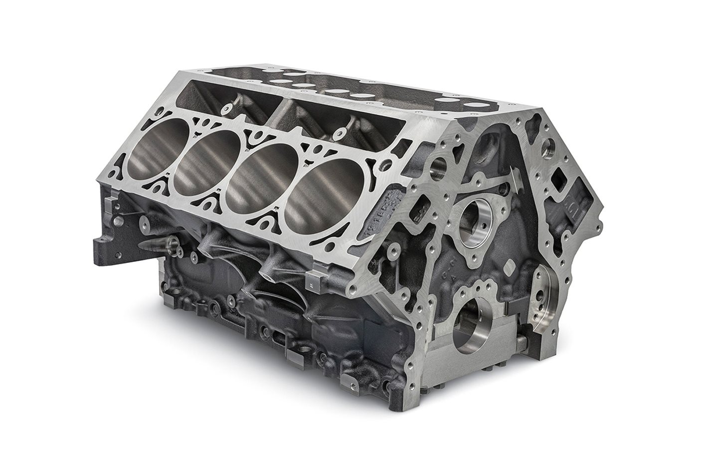 General Motors 6.6L L8T engine