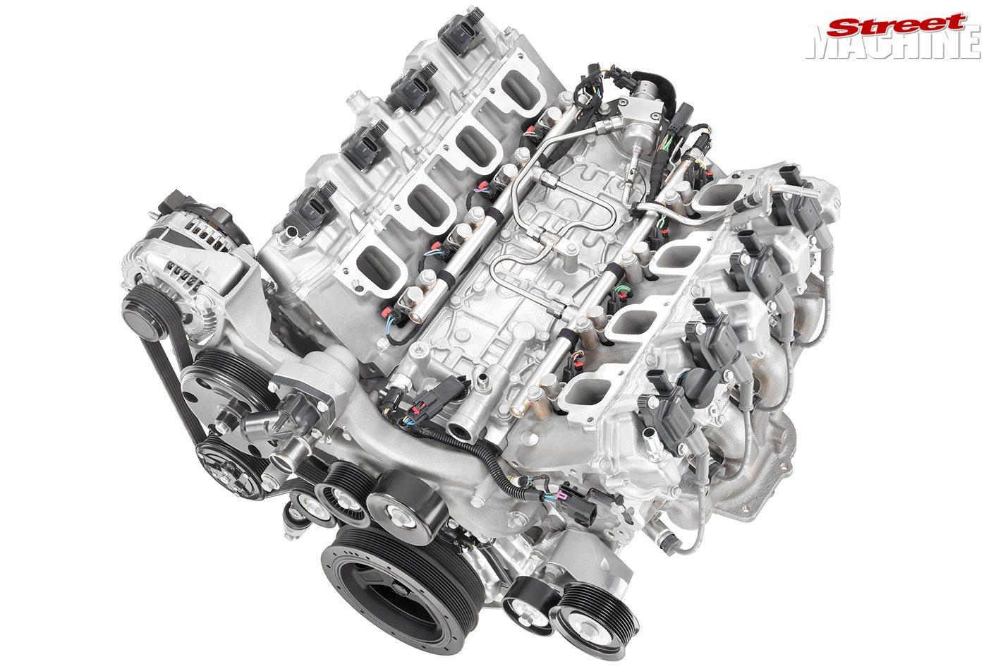 general motors generation v engine