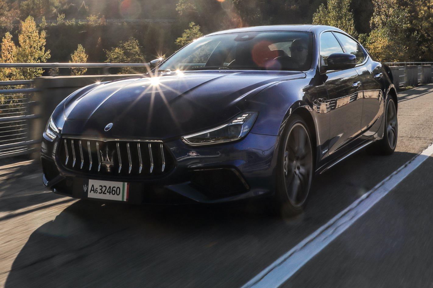 Photo of Maserati's Ghibli Hybrid is now on sale in Australia