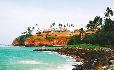 Fall in love with Sri Lanka