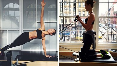 Top model fitness tips from Karlie Kloss