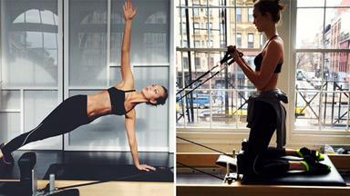 Top model fitness tips from Karlie Kloss