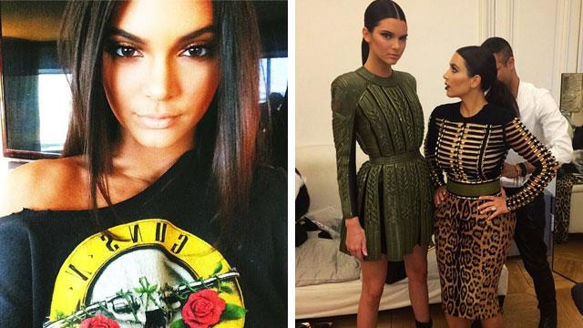 Kendall Jenner talks fame and modelling