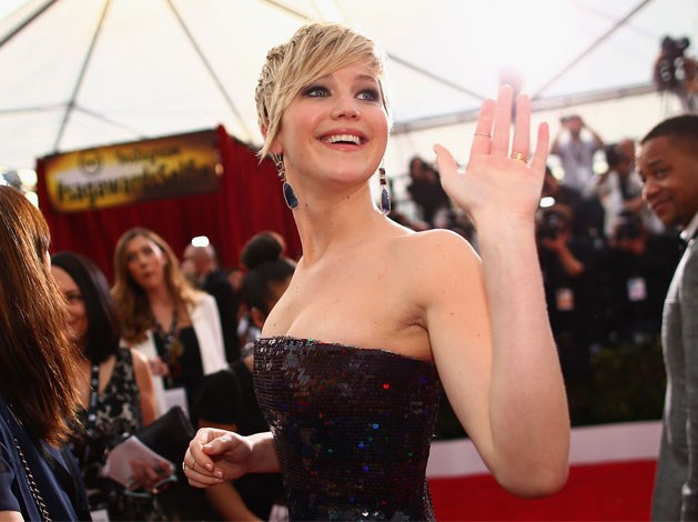 It's no surprise Jennifer Lawrence is in the second spot. Not only is she an Oscar-winning actress, her movies make plenty of bank at the box office too. Starring roles in *The Hunger Games* and the *X-Men* movies have helped to catapult Jennifer's earnings to $34 million. Image: Christopher Polk