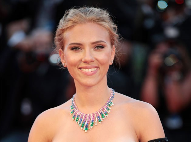 Scarlett Johansson has been enjoying a streak of successes at the box office, including her roles in the *Captain America* sequel and the similarly action-packed *Lucy*. She earned $17 million this year and came in at 7th place on the list. Image: Annalisa Flori