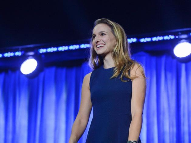 Natalie Portman's love interest role in Marvel's *Thor* movies has helped her rake in $13 million, putting her in 9th place. Image: Richard Harbaugh
