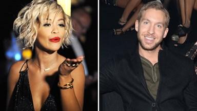 Calvin Harris slams ex Rita Ora