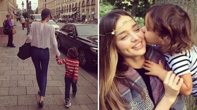 Miranda Kerr: Orlando has round-the-clock nanny for Flynn