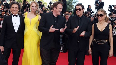 Uma Thurman speaks out about Quentin Tarantino dating rumours