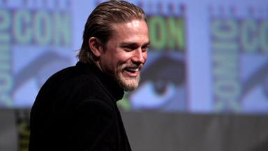 Charlie Hunnam reveals why he passed on Fifty Shades of Grey