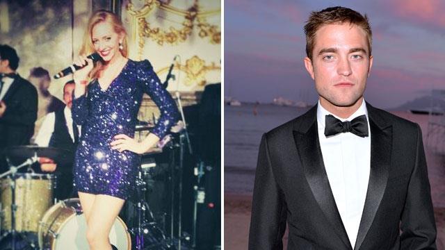 Lizzy Pattinson, Rob Pattinson