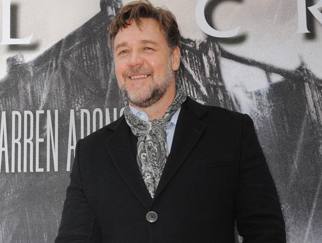 "Before *Les Miserables*, Russell Crowe was polishing off his musical skills in his band 30 Odd Foot of Grunts . Even before that, he was releasing songs under the name 'Russ le Roq' in New Zealand - check out [this video](http://www.youtube.com/watch?v=Zm9A0XS2m4M|target=""_blank"") for a taste of one of his singles. Image: Martin Grimes"