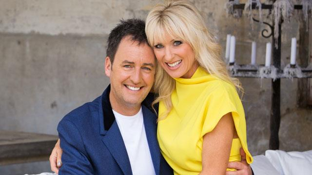 Mike Hosking and Kate Hawkesby on marriage secrets