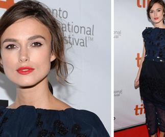 Hot or Not: Keira Knightley in Michael van der Ham