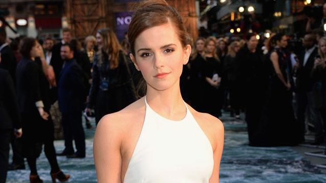 Emma Watson launches gender equality campaign