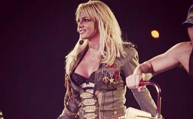 Britney says she would love for Kate Middleton to wear her lingerie line