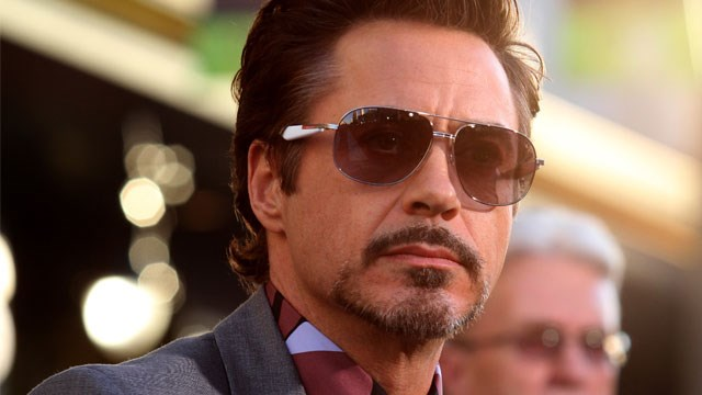Robert Downey Jr pays tribute to his mother