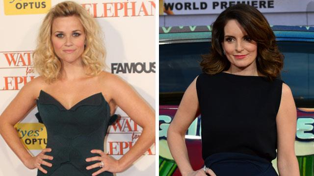 Reese Witherspoon, Tina Fey