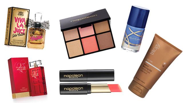 Spring beauty must-haves