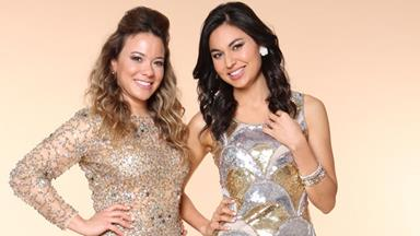 Nadia Lim and Grace Ramirez take on MKR NZ