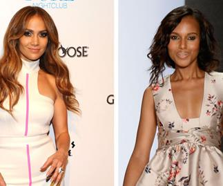 JLo, Kerry Washington