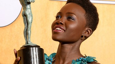Lupita Nyong'o reveals her beauty essentials