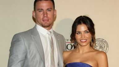 Channing Tatum's wife approves his Magic Mike moves!