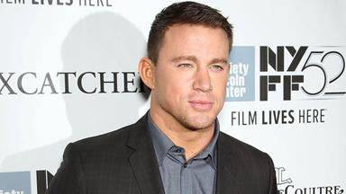 Channing Tatum opens up about fatherhood