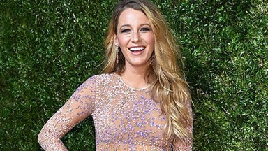 Blake Lively talks her pregnancy style