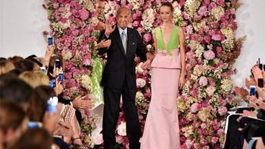 Iconic designer Oscar de la Renta has died