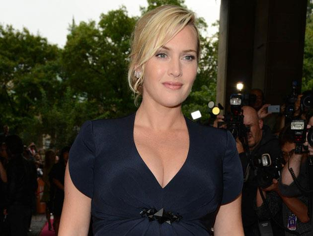Kate Winslet's beauty essential is an eye cream - key for banishing dark circles and puffy bags. Image: Peter Bregg