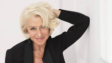 Helen Mirren is the latest face of L'Oreal