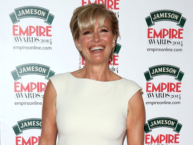 "Emma Thompson has been outspoken on the subject. ""I really wouldn't do anything. It's psychotic to have your body opened up and stuff put in and injecting yourself with poisons,"" she told chat show host Graham Norton. Image: Tim P. Whitby"