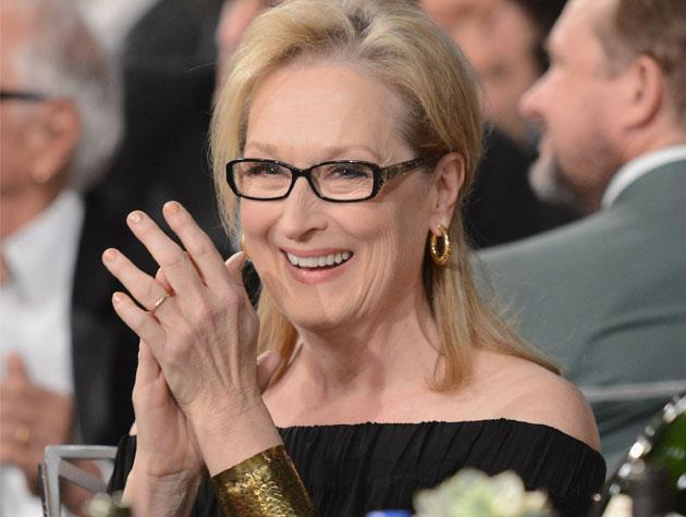 "Meryl Streep has also weighed in on the debate: ""To each his own. I really understand the chagrin that accompanies ageing, especially for a woman, but I think people look funny when they freeze their faces."" Image: Kevin Mazur"