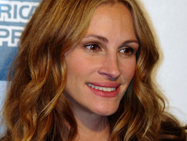 "As a Lancome spokeswoman, Julia Roberts' take on plastic surgery is particularly refreshing. ""By Hollywood standards, I guess I've already taken a big risk in not having had a facelift,"" she said. Image: David Shankbone"