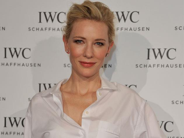 "Aussie actress Cate Blanchett has unbelievable skin, but we believe her when she says plastic surgery isn't the reason why. ""Looking at women in their 20s doing this stuff, in the end all you see is the work. It doesn't fill me with admiration; it fills me with pity,"" she said. Image: Harold Cunningham"