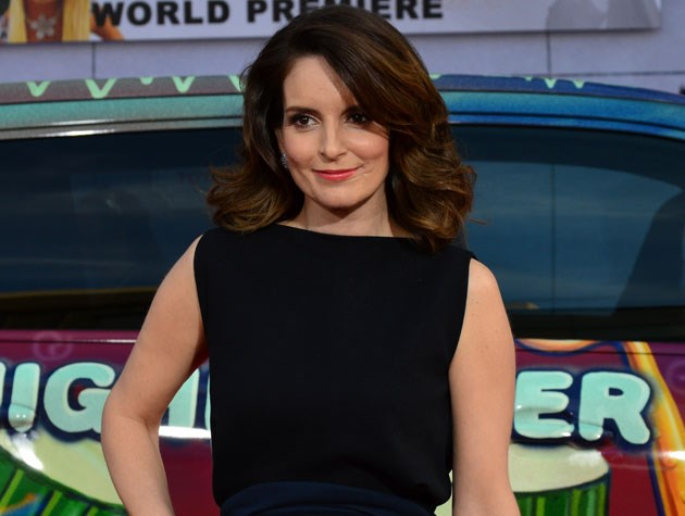 "The hilarious Tina Fey told *InStyle*: ""I don't do Botox or any of that stuff, and I hope I never do. I'm just going to keep using firming creams and try to bring back hats with chin straps."" Image: Mingle Media"