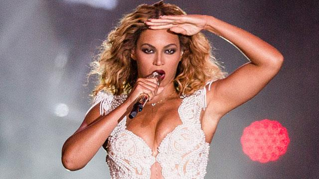 Beyonce named the richest woman in music