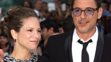 Robert Downey Jr. welcomes baby girl Avri Roel with wife Susan