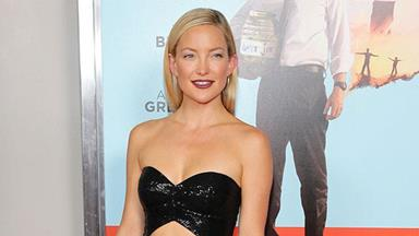 Kate Hudson shares her favourite part about motherhood
