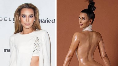 Naya Rivera slams Kim Kardashian for nude cover