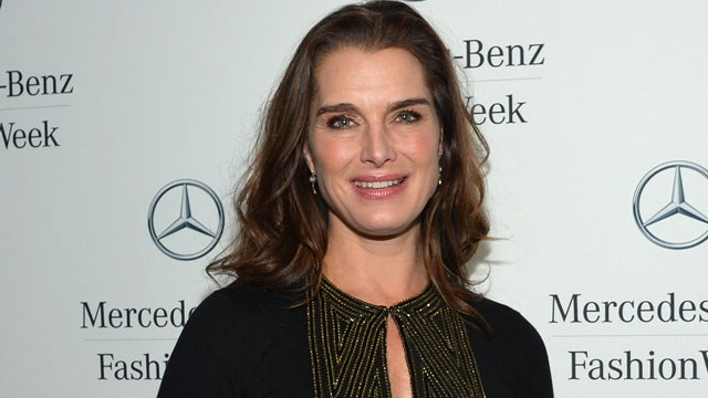 "Brooke Shields: ""I lost my virginity to Dean Cain"""